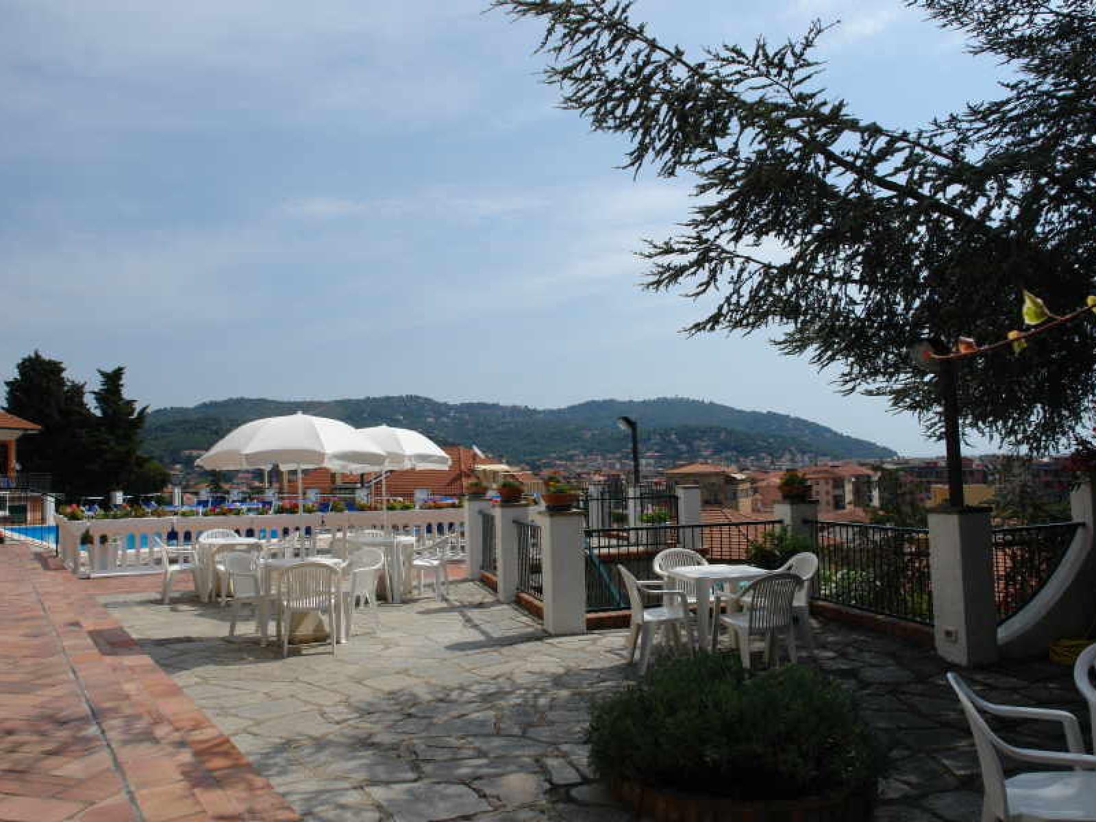 Villa Gioia Diano San Pietro Idyllic, well furnished villa located on...