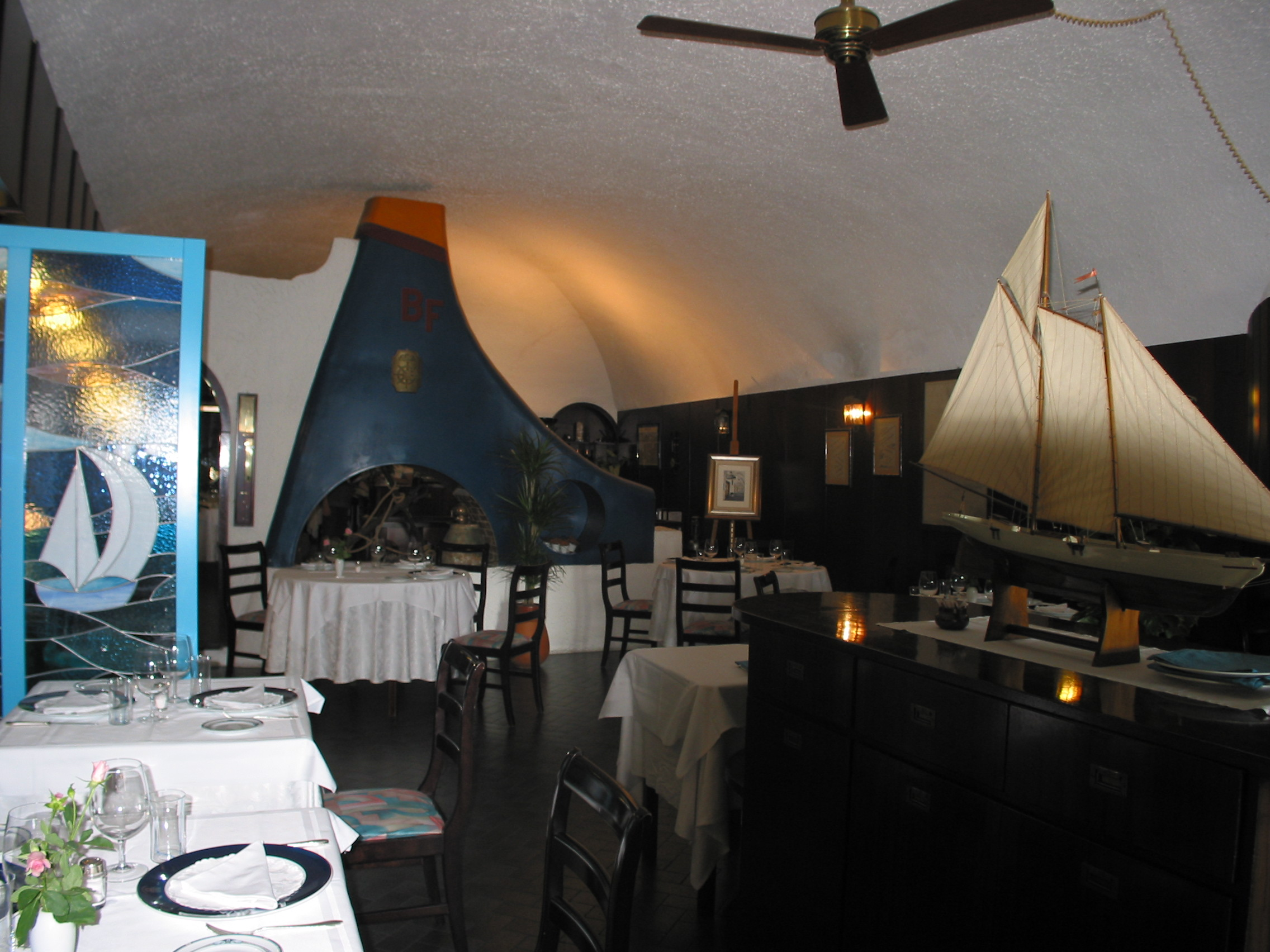 Chez Braccio Forte Restaurants