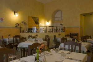 Antica Osteria quattro Porte Restaurants