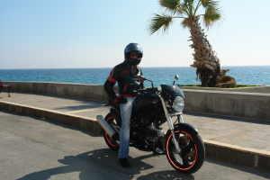 Su di Giri scooter udlejning i Ligurien