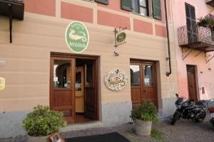 Trattoria del Regolo Restaurants in Ligurië