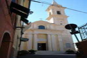 Chiesa delle Parrocchiale Kirker i Ligurien