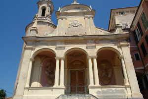 Chiesa San Pietro Kirker i Ligurien