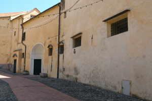 Convento di Santa Chiara Kirker i Ligurien