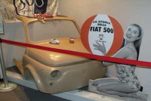 Museo Multimediale della 500 Dante Giacosa Museer i Ligurien