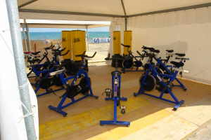 Fit and Joy (Fitnessstrand) Strande i Ligurien
