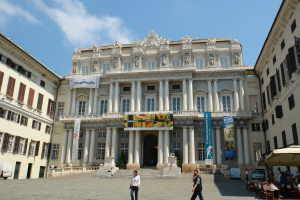 Galleria di Palazzo Reale Museer i Ligurien