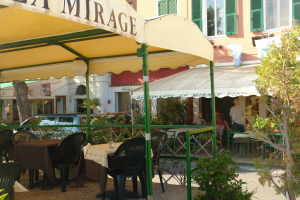 La Mirage Restauranter i Ligurien