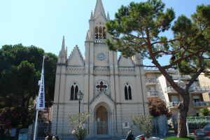 Chiesa Ave Maris Stella Kirker i Ligurien