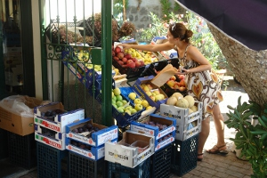 Antica Pizzicheria Alimentari in Ligurien