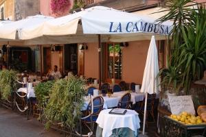 La Cambusa Restaurants in Ligurien