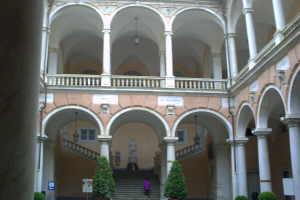 Palazzo Tursi Museer i Ligurien