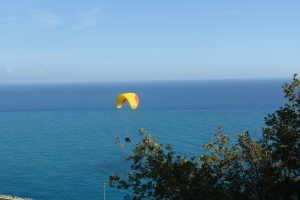 Alpi della Riviera/Gandolfo Walter Paragliding i Ligurien
