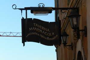Ristorante Taverna Mandragola Di Giulia Sas Restauranter i Ligurien