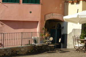 Ristorante Mediterraneo Restauranter i Ligurien