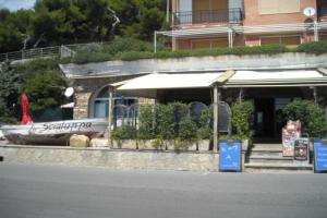 La Scialuppa Restauranter i Ligurien