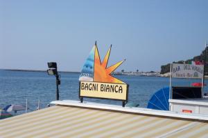 Bagni Bianca Strande i Ligurien