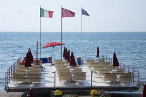 Bagni Miramare Strande i Ligurien
