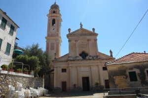 San Lorenzo Kirker i Ligurien