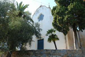 Santa Anna Kirker i Ligurien