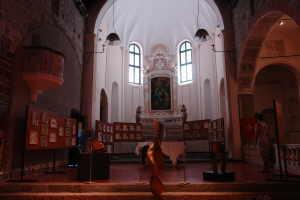 Santa Caterina Kirker i Ligurien