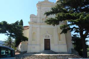 Santa Maria Maggiore Kirker i Ligurien