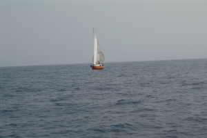 Circolo Nautico Al mare Sejle i Ligurien
