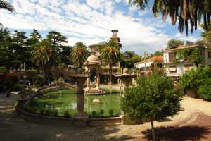 Villa Grock Museer i Ligurien