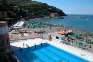 Stabilimento Balneare Bagni Casino Strände in Ligurien