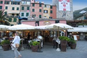 La Marina Restaurants in Ligurien