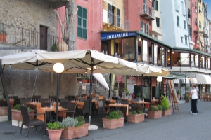 Miramare Restaurants in Ligurien